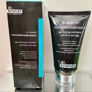 Dr. Brandt Microdermabrasion Exfoliator Skincare